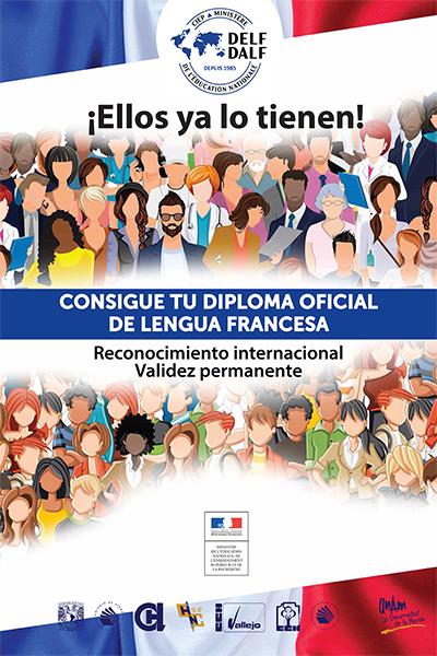 Diploma oficial de lengua francesa