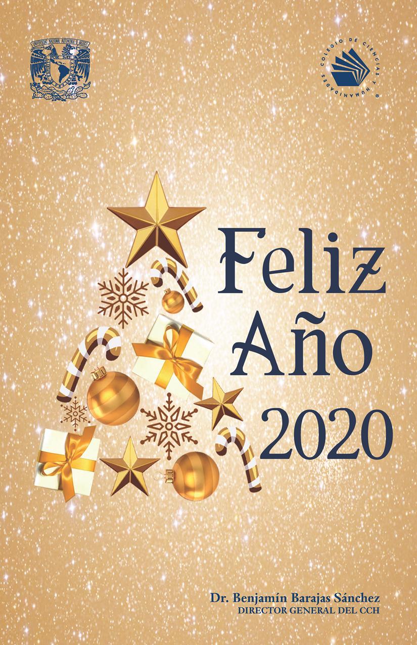 Feliz Ano 2020 Colegio De Ciencias Y Humanidades Después de una década atroz, inicia el 2020 con augurios de paz y felicidad. feliz ano 2020 colegio de ciencias y