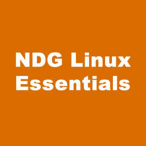 NDG Linux Essentials