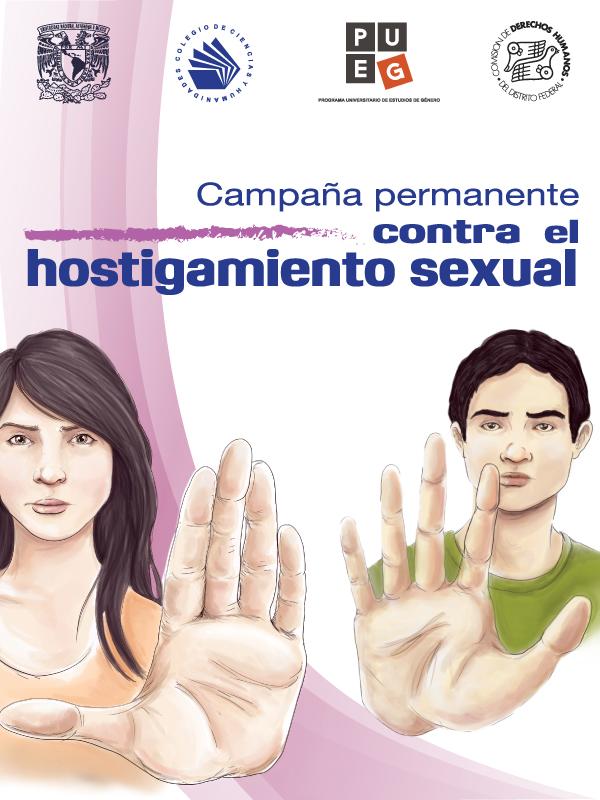 Campaña contra hostigamiento sexual